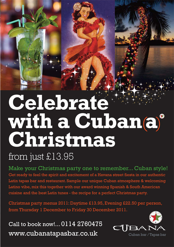This month at Cubana