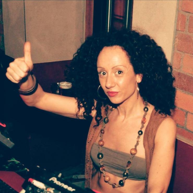 DJ Anna De Orte (direct from BARCELONA)