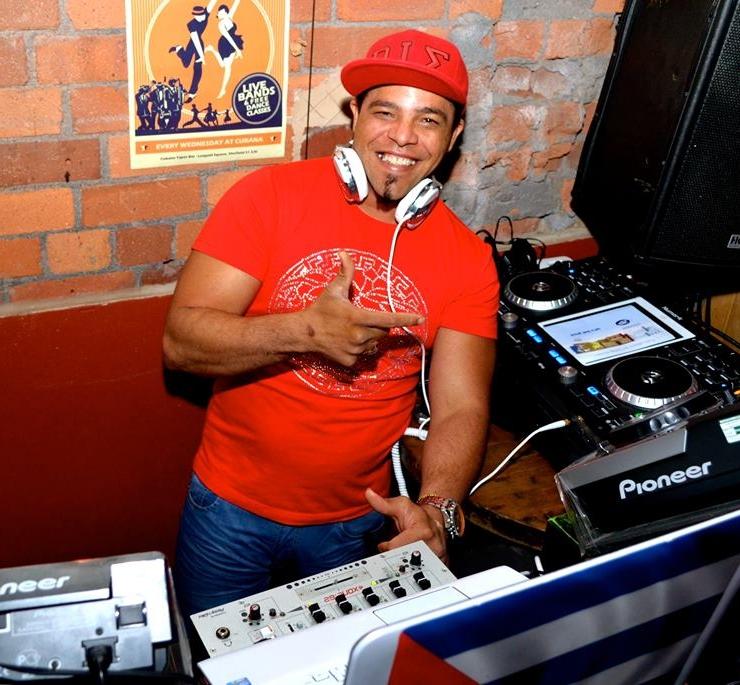 DJ Roly Baballero (Havana,Cuba) – Brasilica