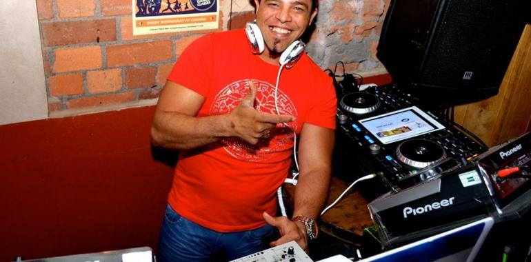 DJ Roly Caballero (Havana)