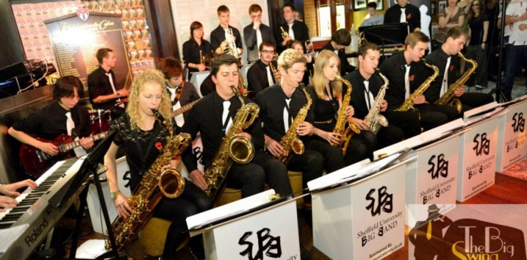 Sheffield University Big Band