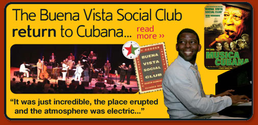 Buena Vista Social Club visit Cubana, Sheffield's top Tapas/Cuban bar