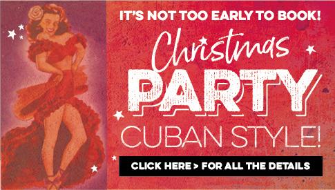 Christmas at Cubana